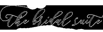 :: Feature :: Our Bridal Suite