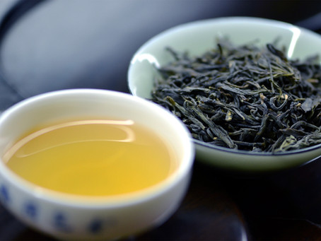 The Lost Art of Yellow Tea