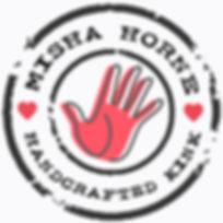 Misha Horne Handcrafted Kink Author Logo