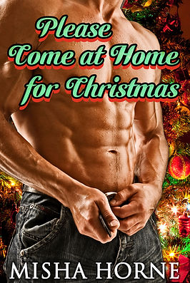 Please Come at Home for Christmas Misha Horne free short story