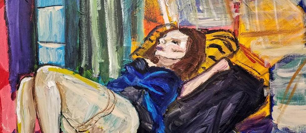 Portrait Study, 2017