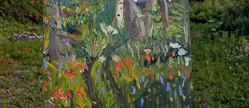 Meadow Study, 2017