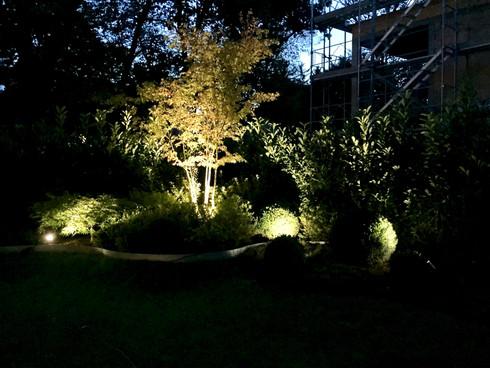 Éclairage de jardin | Pottu&Seitz SA