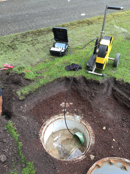 Recherche canalisation | Pottu&Seitz SA