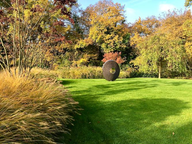 Jardin au couleur automnale | Pottu&Seitz SA