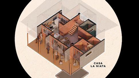 Casa la Niata