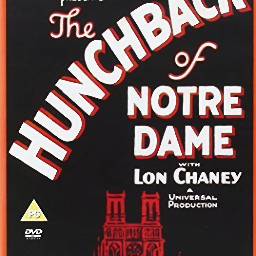 Silent Movie - The Hunchback of Notre Dame (1923)