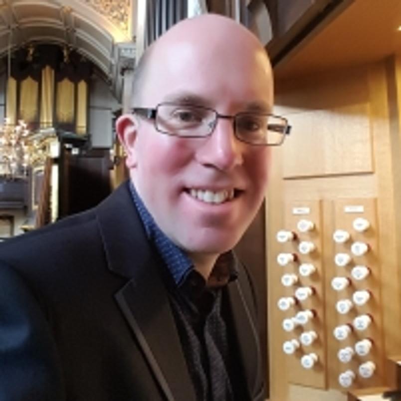 Organ Recital - Laurence Caldecote