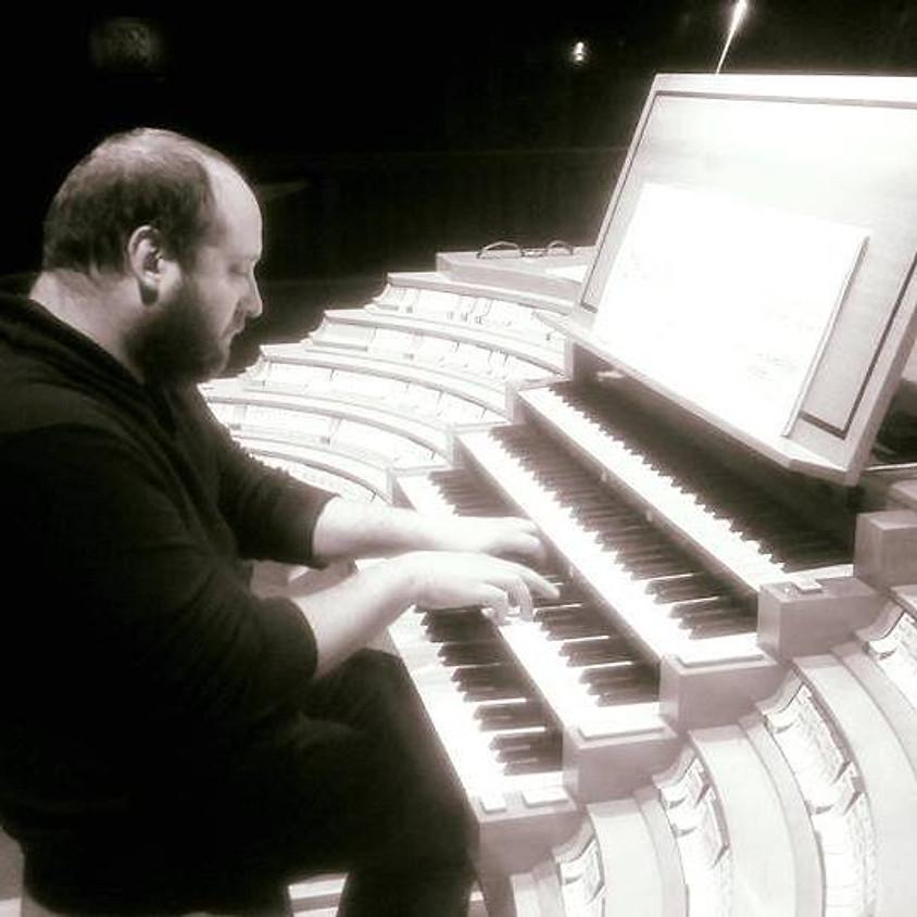 Organ Recital - Tom Honeyman