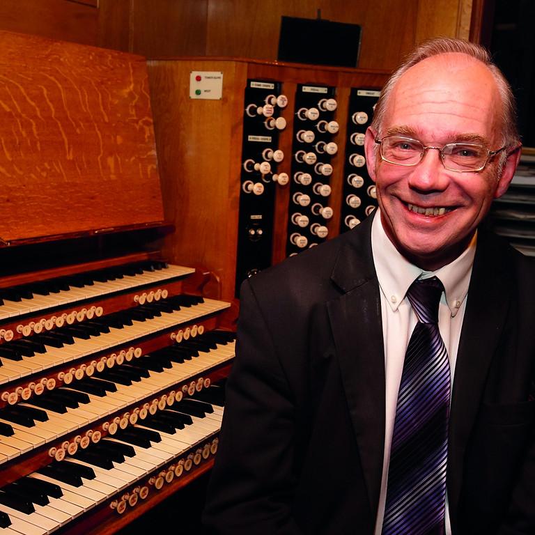 Organ Recital - David Houlder