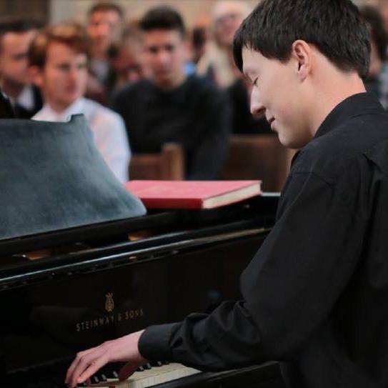 Piano Concert - Adam Parrish