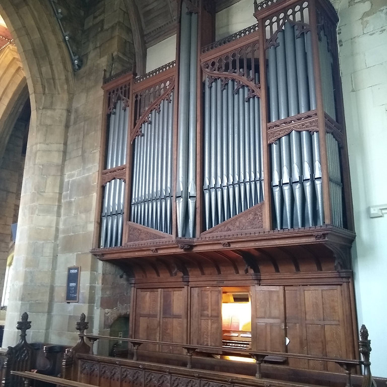 Organ Recitals - 2021 Series