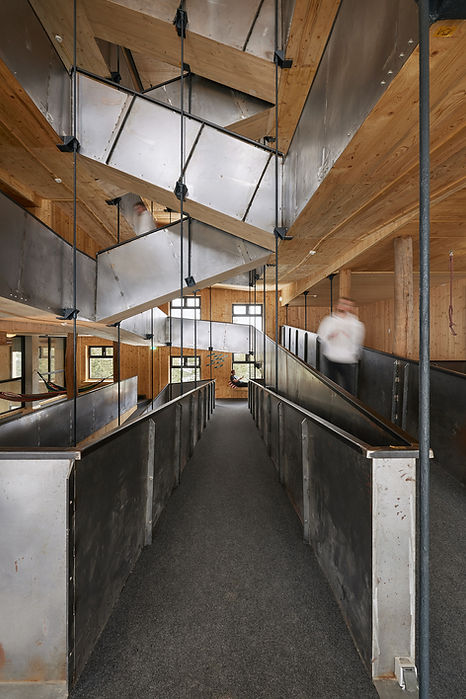 Architektin Christine Lechner / lechner & lechner /  Holzarchitektur / Jugendgästehaus Gerlosplatte / Hochkrimml