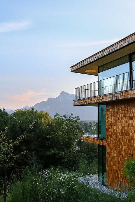 Architektur Salzburg / Holzarchitektur /  Lechner & Lechner