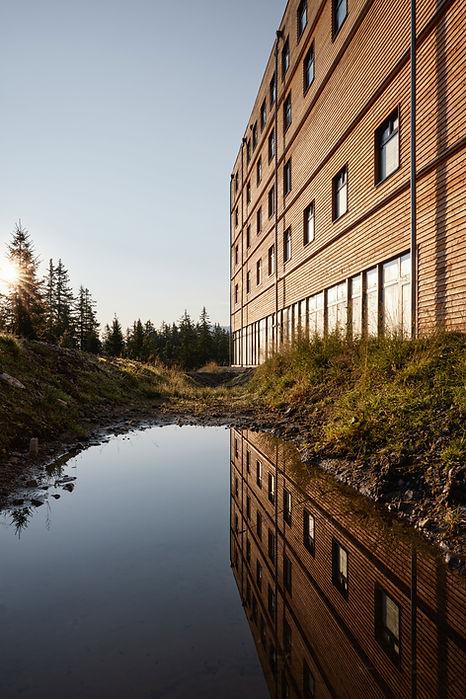 Architektin Christine Lechner / Lechner & Lechner / Priesterhausgasse 18 / Jugendgästehaus Gerlosplatte / Hochkrimml