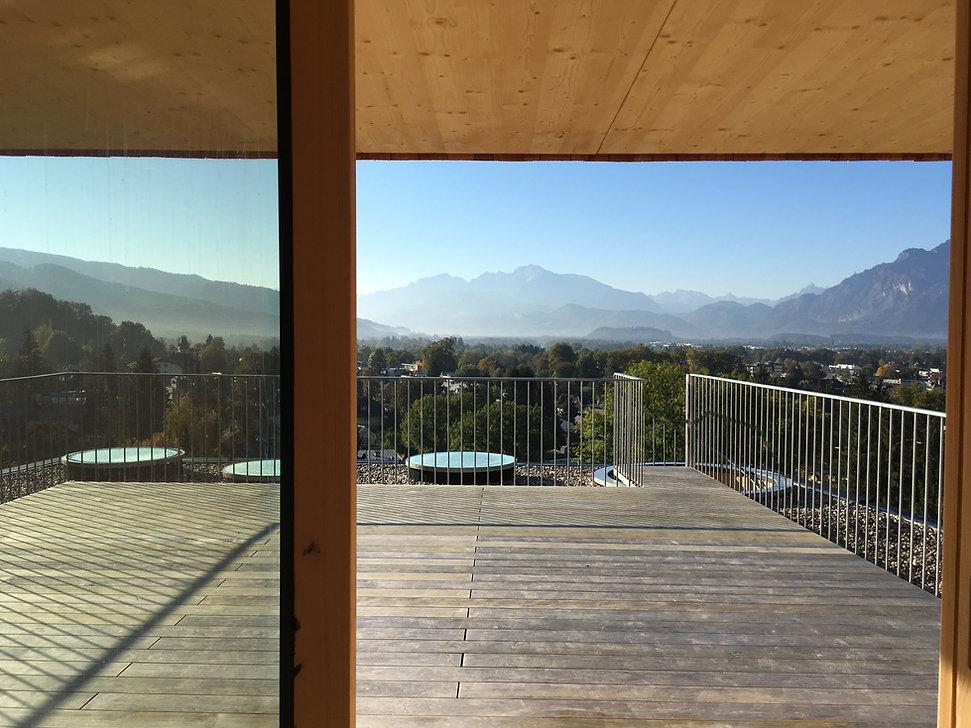 Christine Lecher / Architektur Salzburg / Lechner & Lechner