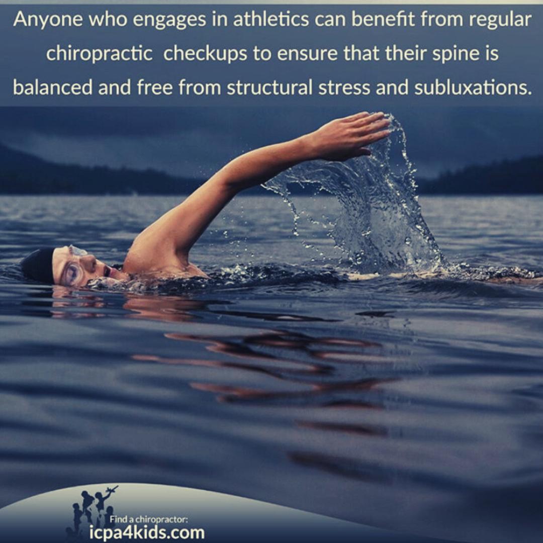 Athletes & Chiropractic