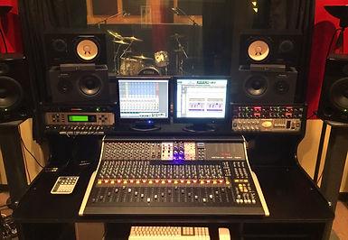 Recording studios in Atlanta