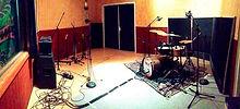 ATLANTA's RECORDING STUDIO
