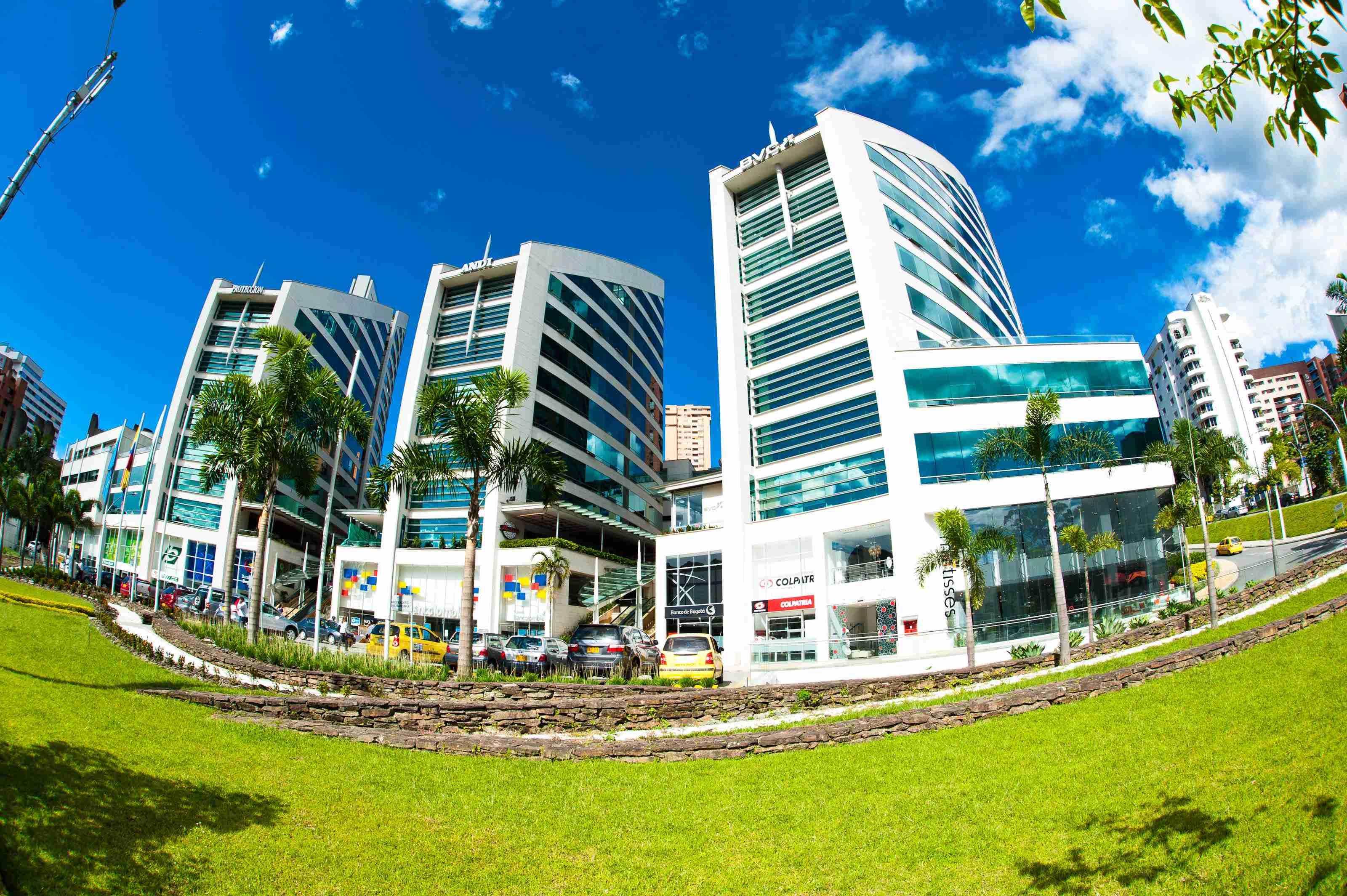 Centro empresarial Santa Ferenando