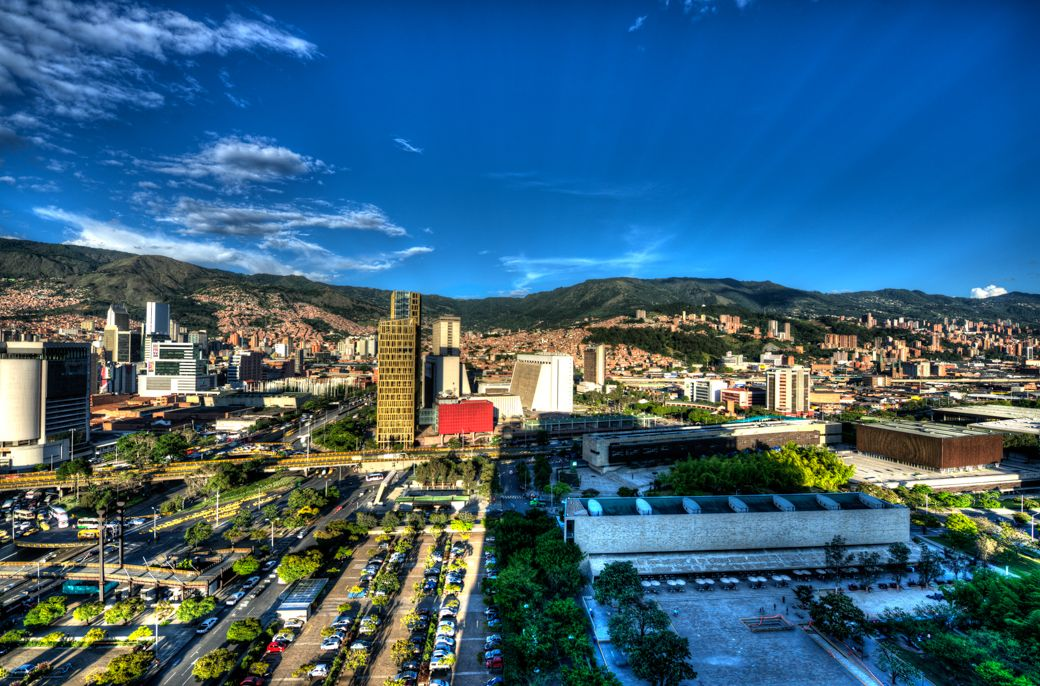 Panoramica Medellín