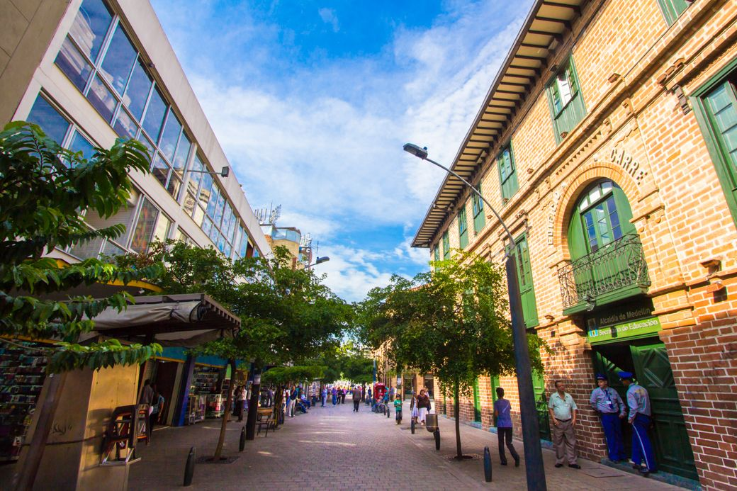 Pasaje peatonal Carabobo