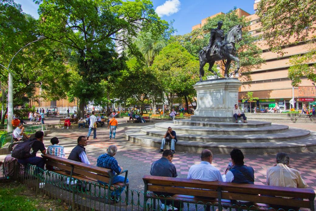 Parque de Bolivar
