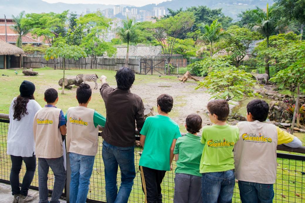 Parque Zoológico SantaFe
