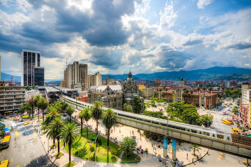 Panorámica Centro Ciudad