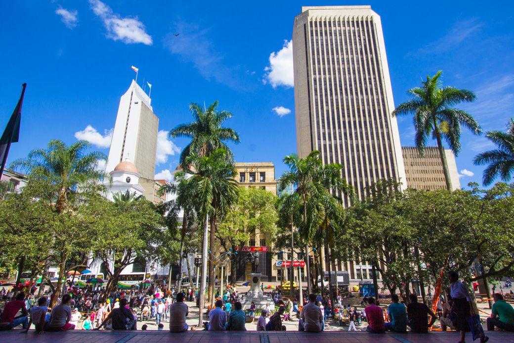 Edificios centro de Ciudad