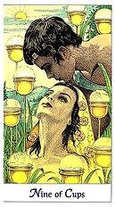 Psychic Tarot Card Readings