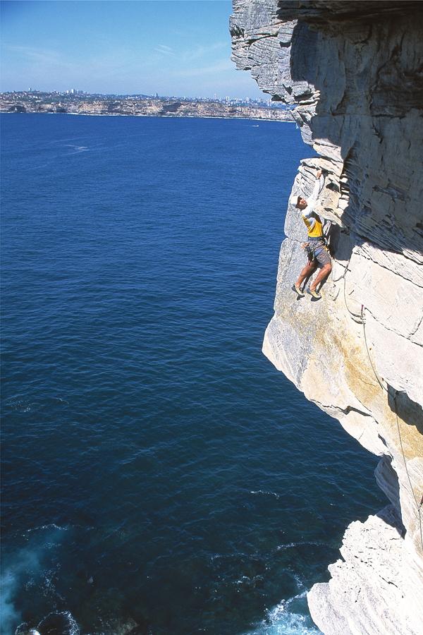 Rock Climbing Sydney, Australia
