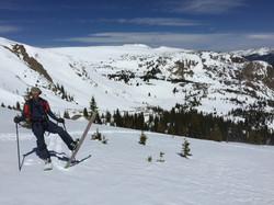 Backcountry Skiing, Colorado