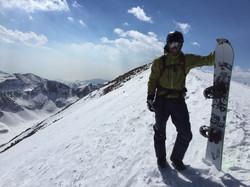 Summit of Quandary Peak, CO