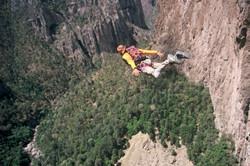 Base Jumping, Mexico