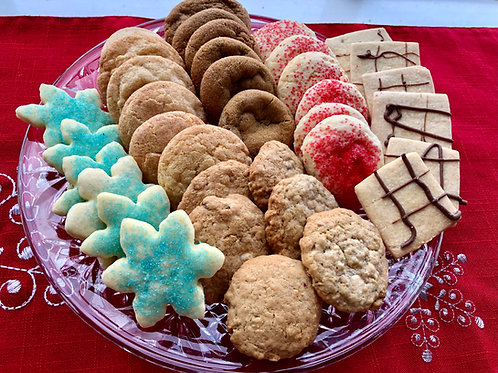 Baked Cookie Variety Box