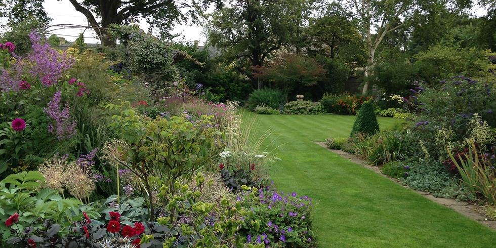 Visit - Garden House Condicote
