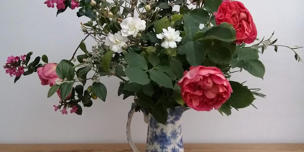 Spring Beauty Flower Arranging Workshop