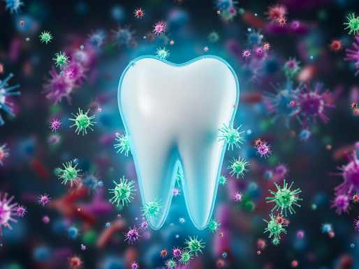 How Sharing Germs Impacts Your Dental Health