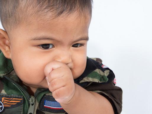 Will Thumb Sucking Harm My Child's Teeth?