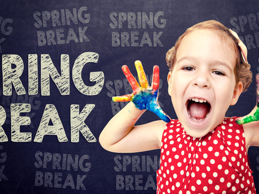 Local Spring Break Activities, Camps, and Programs