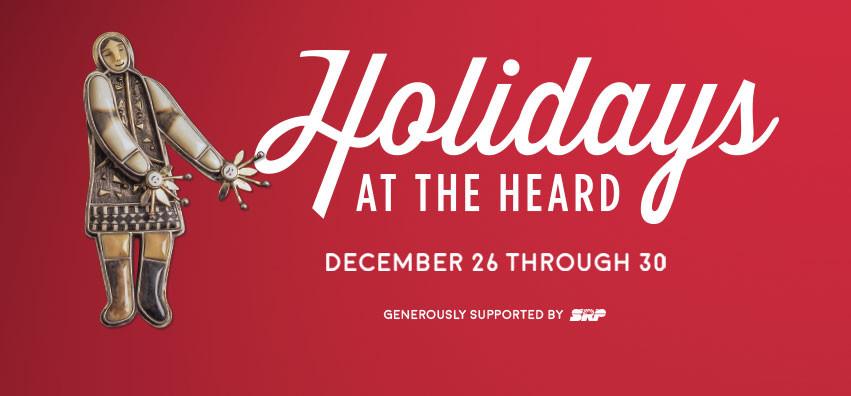 Holiday at the Heard