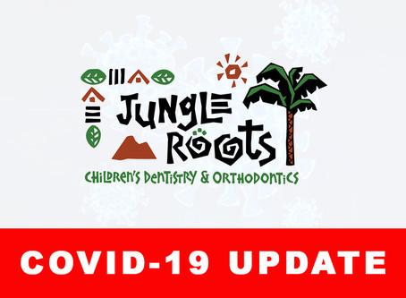 Jungle Roots - Coronavirus (COVID-19) Update