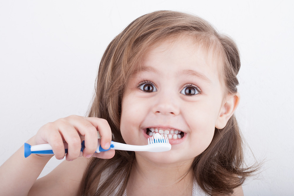 How much fluoride will my child get from toothpaste?