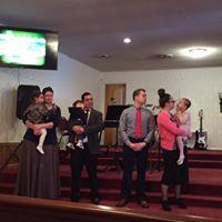 Ministry: Jones Family