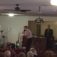 Preaching: Rev. Charles Jones
