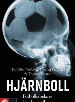 Hjärnboll (brainball) - New book about the brain and football