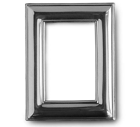 Marcos Rectangulares Plata Liso