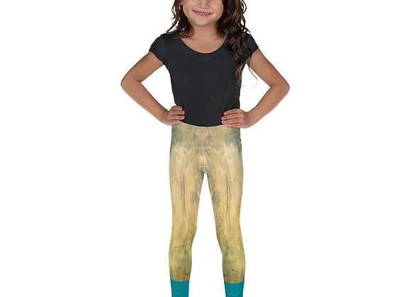 Kid's Circus Marble Leggings