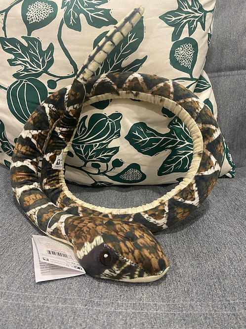 Stuffed Rattlesnake